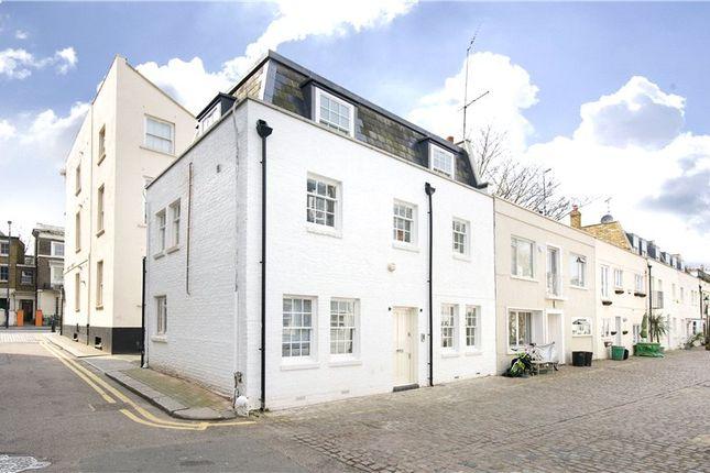 Thumbnail Mews house to rent in Napier Place, Kensington, London