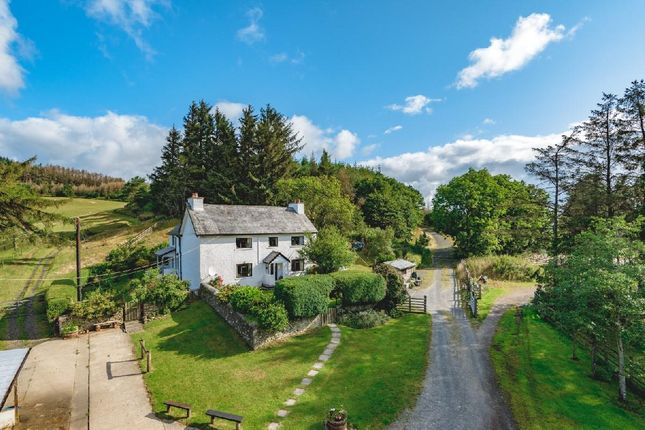 Thumbnail Detached house for sale in Llanafanfawr, Builth Wells