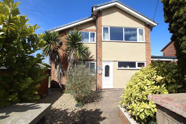 4 bed detached house for sale in Mold Road, Mynydd Isa, Flintshire CH7