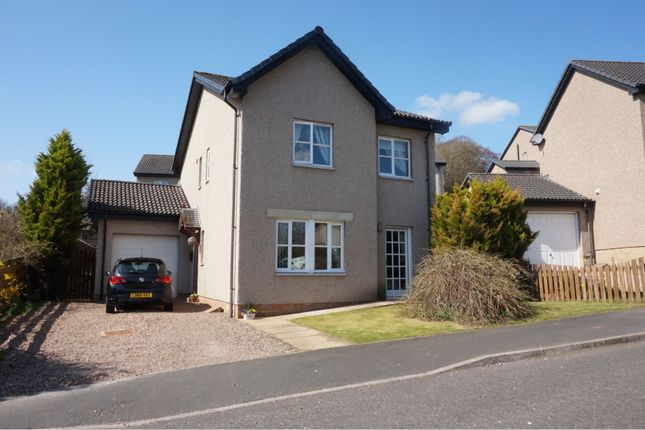 Thumbnail Detached house for sale in Jedbank Grove, Jedburgh