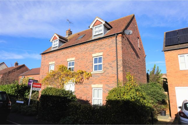 Thumbnail Detached house for sale in Poland Avenue, Stratford-Upon-Avon