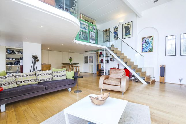 Thumbnail Flat for sale in The Paragon, 43 Searles Road, London
