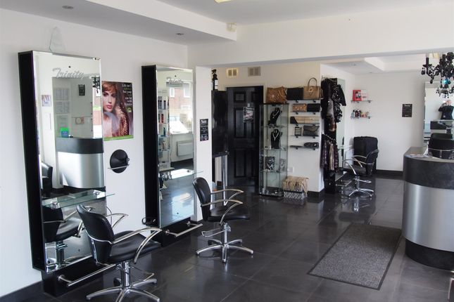 Thumbnail Retail premises for sale in Hair Salons DH6, South Hetton, County Durham