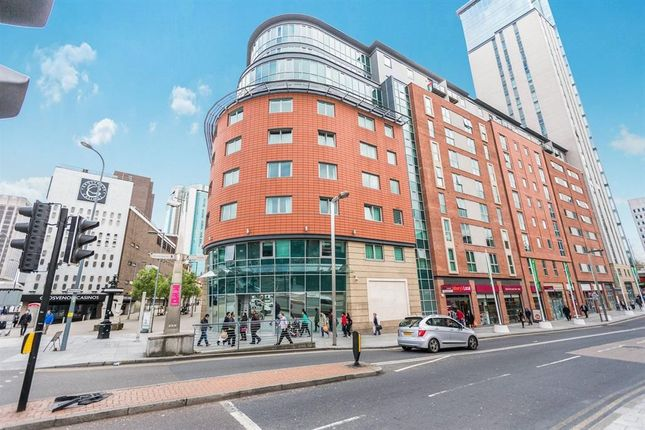 Thumbnail Flat for sale in Navigation Street, Birmingham