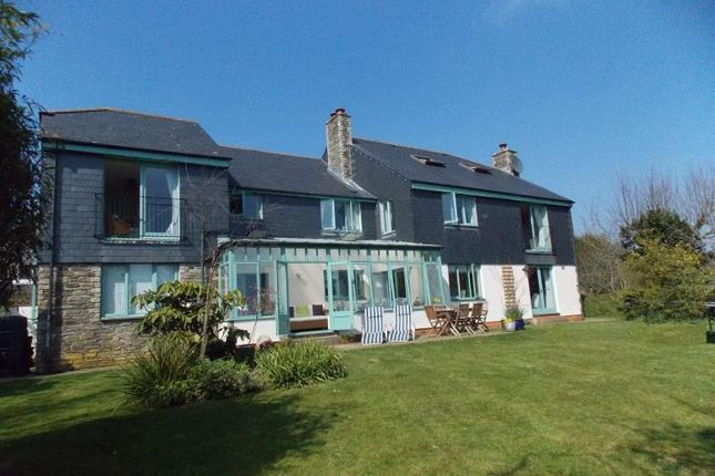 Thumbnail Detached house for sale in Penhale Grange, St Cleer, Liskeard