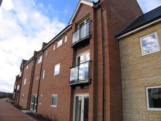2 bed flat to rent in Wagstaff Way, Olney