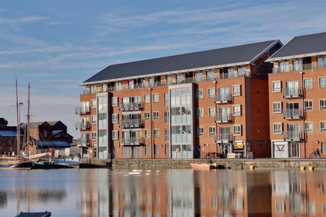 Thumbnail Flat for sale in South Point, The Docks, Gloucester