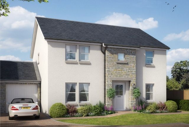 Thumbnail Property for sale in Castlegait Development, Glamis, Angus