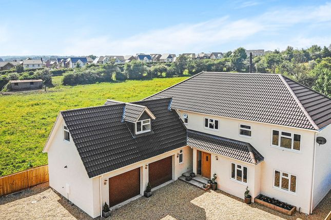 Thumbnail Detached house for sale in Abberd Lane, Abberd, Calne