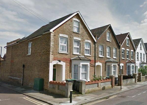 Thumbnail Property to rent in Baronet Road, London