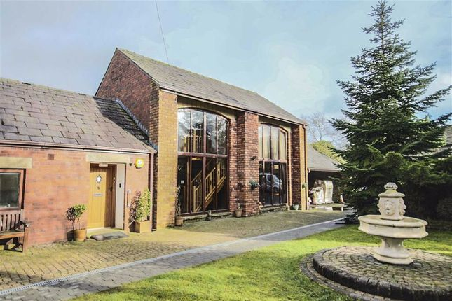 Thumbnail Barn conversion for sale in Off Long Lane, Heath Charnock, Chorley