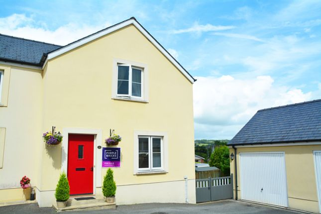 Thumbnail Semi-detached house for sale in Parc Pencrug, Llandeilo