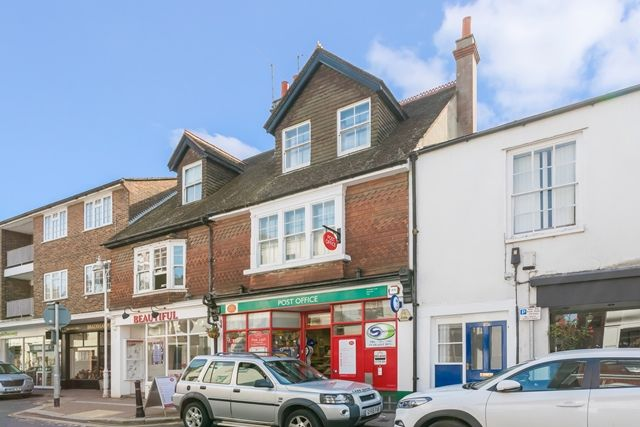 Thumbnail Maisonette for sale in High Street, Hurstpierpoint, West Sussex