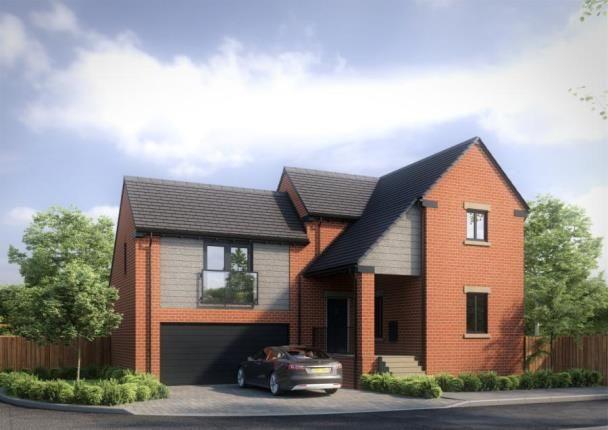 Thumbnail Detached house for sale in Beeston Close, Bestwood Village, Nottingham