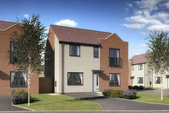 "Thumbnail Detached house for sale in ""The Chedworth"" at St. Catherine Road, Basingstoke"