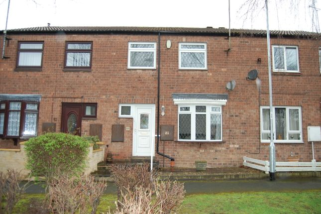 Thumbnail Town house to rent in Clayton Hollow, Waterthorpe Sheffield