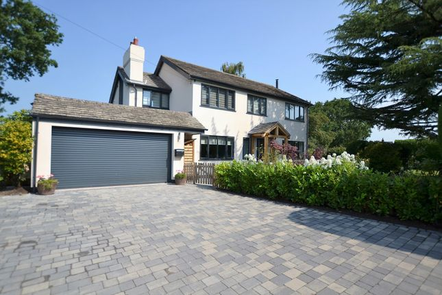 Thumbnail Detached house for sale in Sandy Lane, Goostrey, Crewe