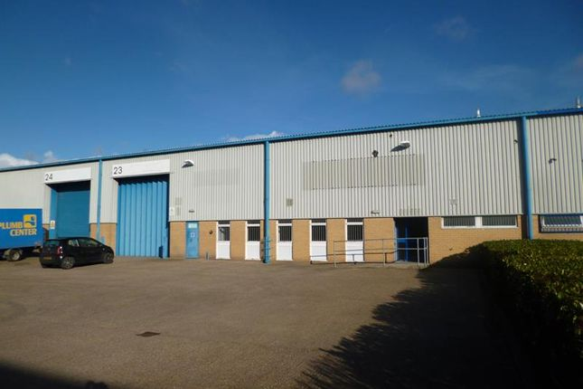 Thumbnail Light industrial to let in Unit 3, Kingsway Interchange, Eleventh Avenue, Team Valley Trading Estate, Gateshead, Gateshead