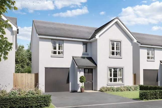 """Thumbnail Detached house for sale in """"Dunbar"""" at Mey Avenue, Inverness"""