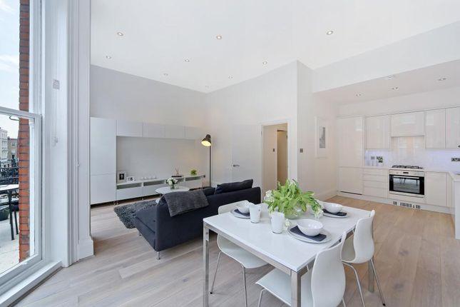 Thumbnail Flat to rent in Nottingham Place, Marylebone