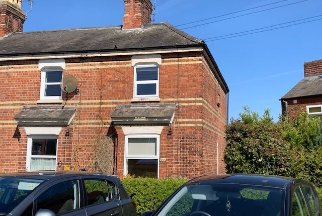 2 bed terraced house to rent in Park Road, Spalding PE11