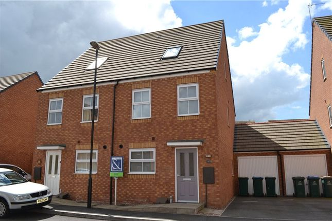 3 bed semi-detached house for sale in Walmsley Close, Allesley, Coventry, West Midlands