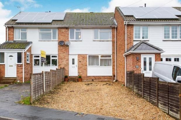 Thumbnail Property to rent in Tickleford Drive, Southampton