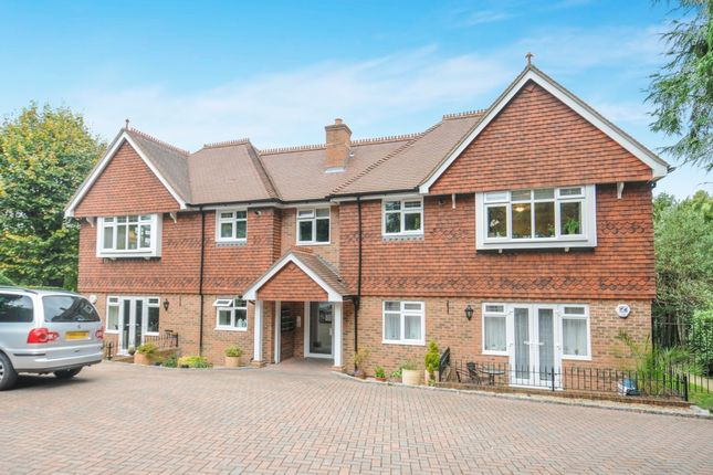 Thumbnail Flat to rent in Harestone Hill, Caterham