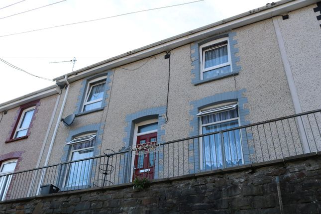 Thumbnail Property for sale in Victoria Terrace, Llanhilleth, Abertillery