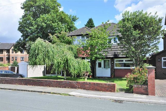 Thumbnail Detached house for sale in Chadvil Road, Cheadle, Cheshire