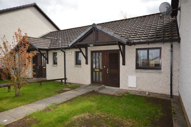 Thumbnail Bungalow for sale in Cairn Court Kinmylies Way, Inverness