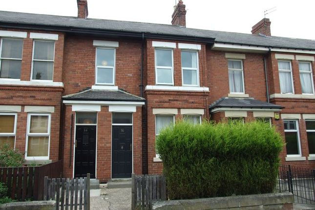 Thumbnail Flat to rent in Hyde Terrace, Gosforth, Newcastle Upon Tyne