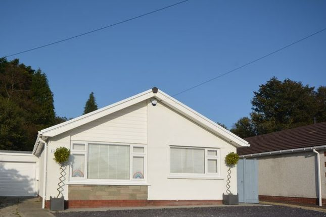 Thumbnail Detached bungalow for sale in 13 Church Close, Neath