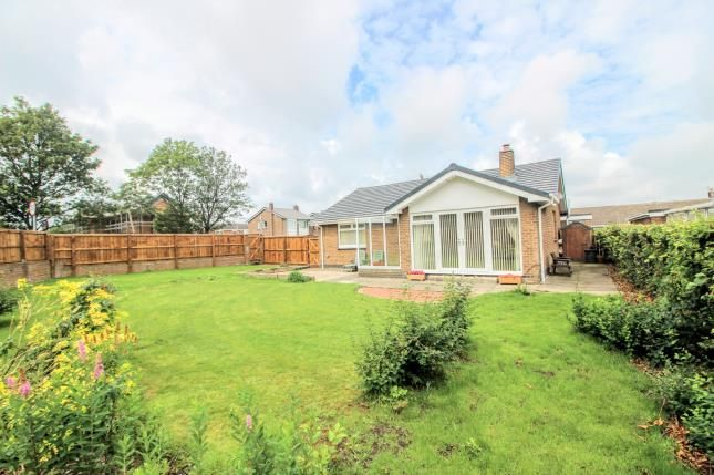 Thumbnail Bungalow for sale in Ellesmere, Houghton Le Spring, Tyne And Wear