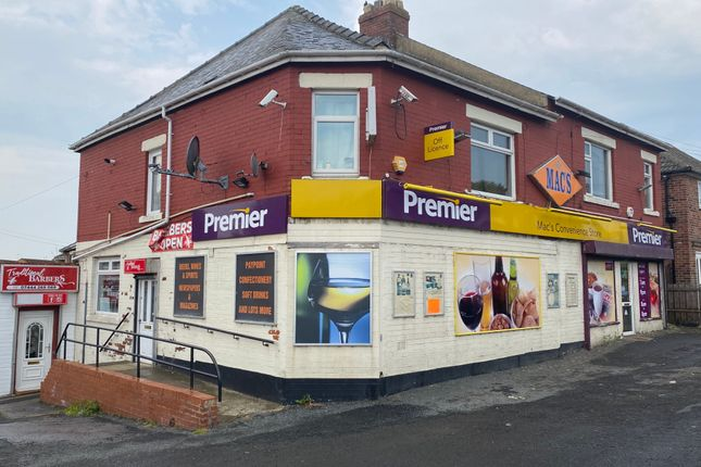 Thumbnail Retail premises for sale in Wear Road, Stanley