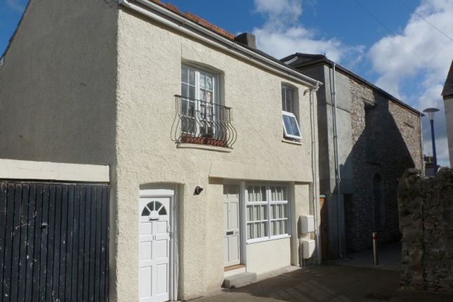 Thumbnail Semi-detached house for sale in Adelaide Lane, Stonehouse, Plymouth