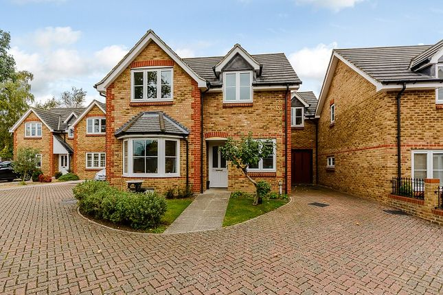 Thumbnail Semi-detached house for sale in Fieldhurst Close, Addlestone
