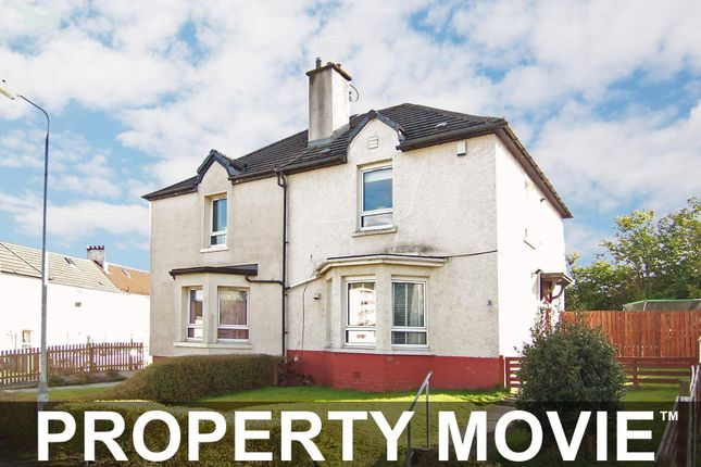 Thumbnail Semi-detached house for sale in 7 Cowdenhill Circus, Knightswood, Glasgow