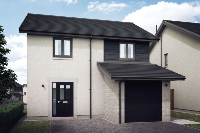 Thumbnail Detached house for sale in The Cairnfield, Kinion Place, Aberdeen