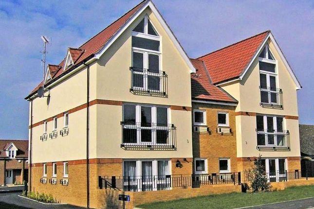 Thumbnail Flat to rent in Lime Court, Kennington, Ashford
