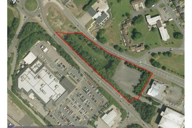 Thumbnail Land for sale in Land, 2, Cemetery Road, Brynmawr, Ebbw Vale, Blaenau Gwent