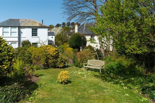 Thumbnail Semi-detached house for sale in Cliff Terrace, Budleigh Salterton
