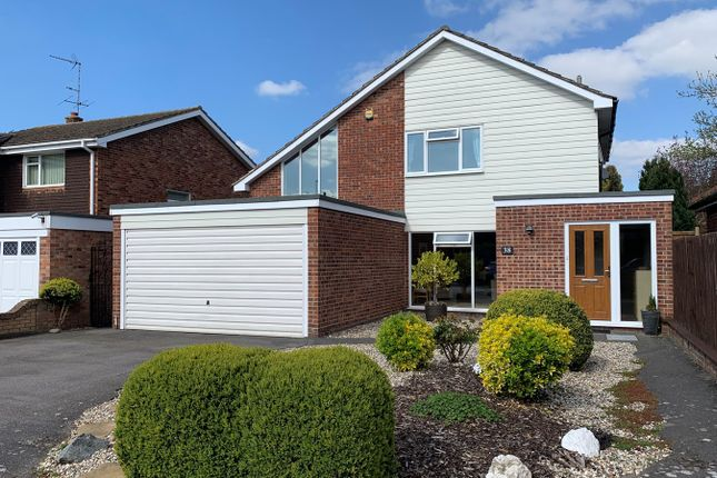 Thumbnail 4 bed detached house for sale in Canford Close, Great Baddow, Chelmsford