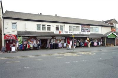 Thumbnail Commercial property for sale in 9, 11, 11A Station Road, South Shore, Blackpool, Lancashire