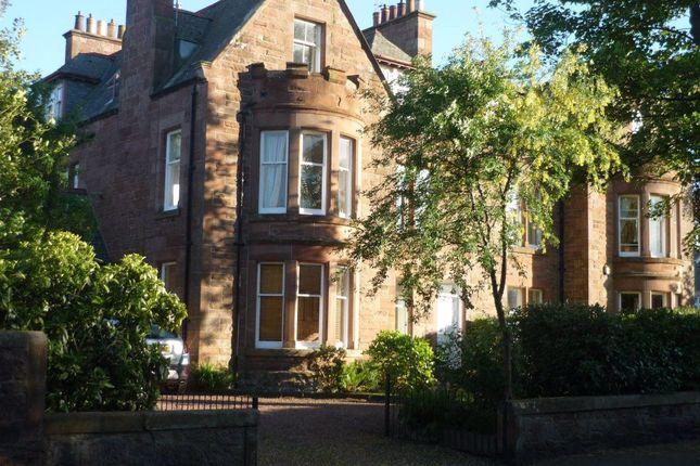Thumbnail Flat to rent in Dirleton Avenue, North Berwick, East Lothian