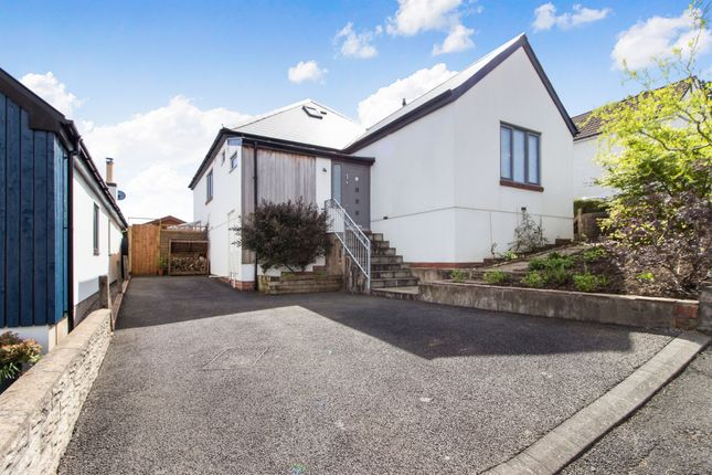 Thumbnail Detached bungalow for sale in Chantry Rise, Penarth
