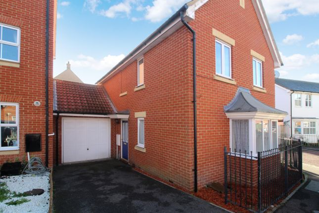 Thumbnail Property to rent in Septimus Drive, Highwoods, Colchester