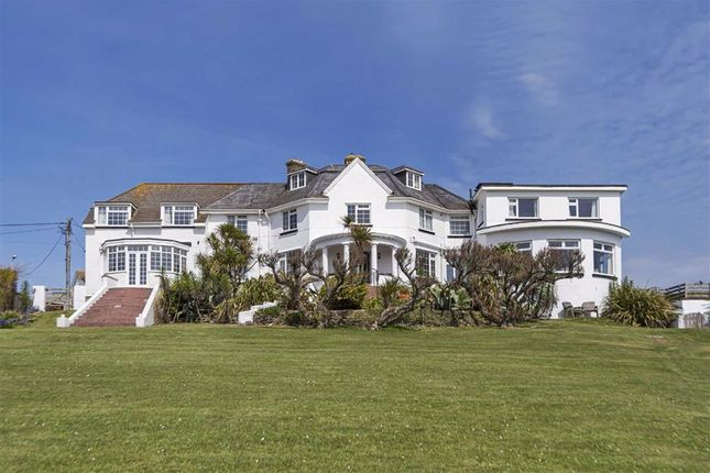 Thumbnail Hotel/guest house for sale in Whipsiderry Hotel, Porth, Newquay