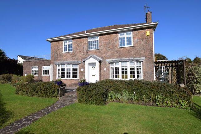 Thumbnail Detached house for sale in 3 Rogers Lane, Laleston, Bridgend