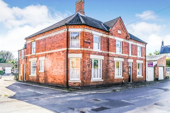 Thumbnail Link-detached house for sale in Harborough Road, Rushden